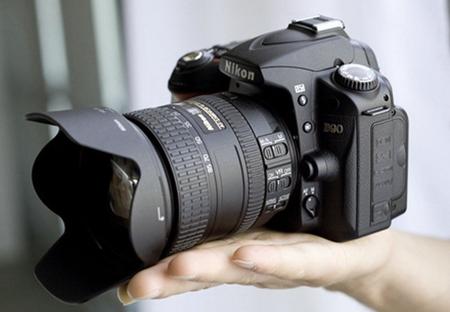 Что такое зеркальный фотоаппарат