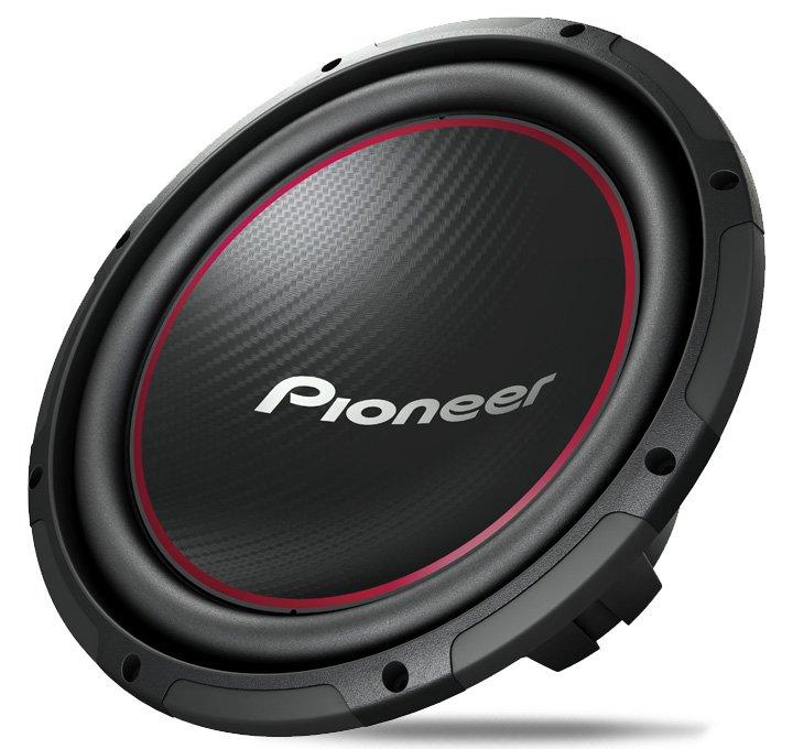 PIONEER Сабвуферный динамик TS-W304R 30см 1200Вт,. Каталог организаций и товаров