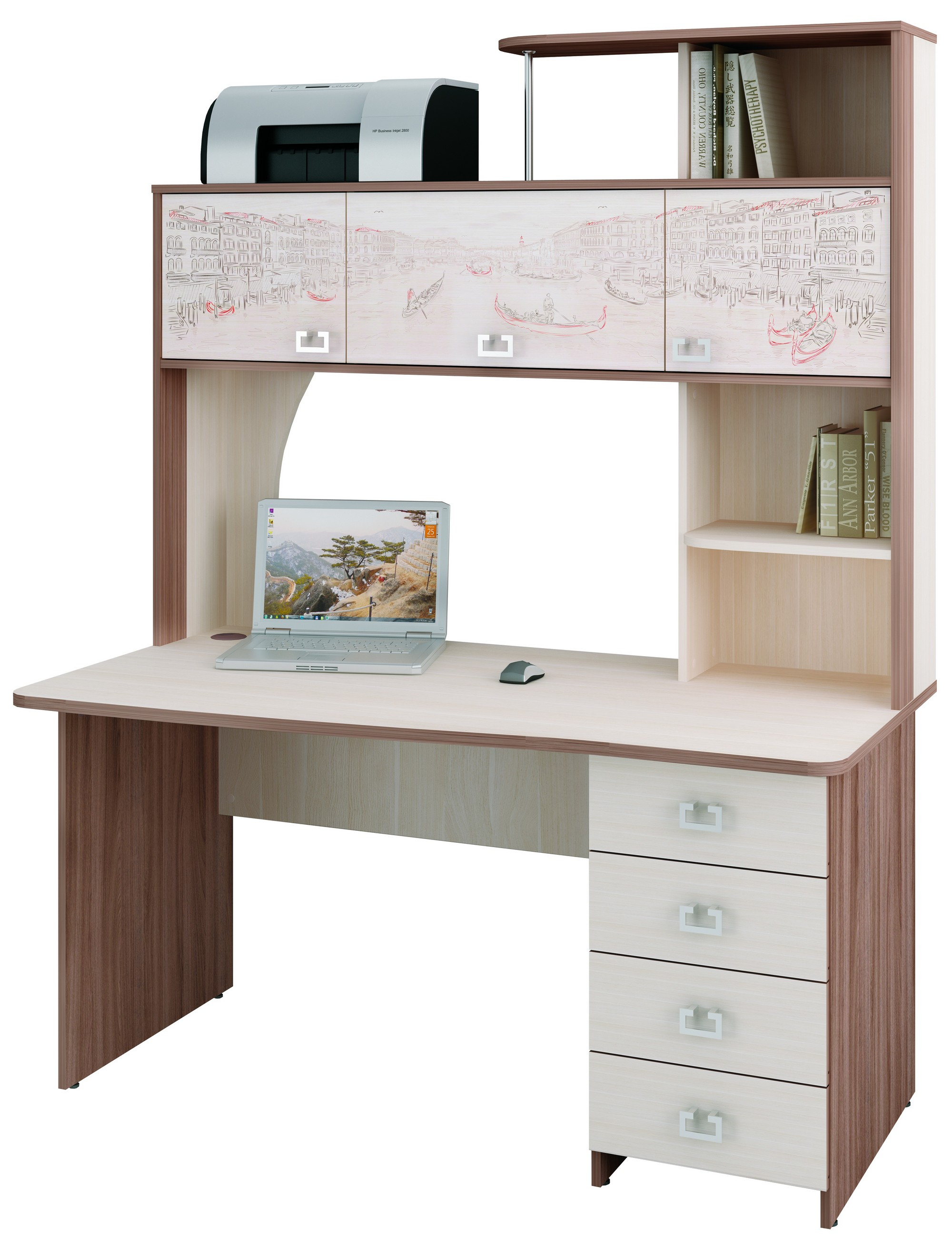 Письменный стол орион 6.10 - купить в интернет-магазине, цен.