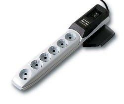 Сетевой фильтр Pilot T 4 Sockets + 2 USB