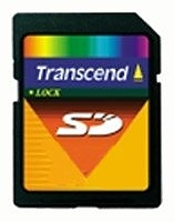 Флеш карта Transcend SD 2Gb