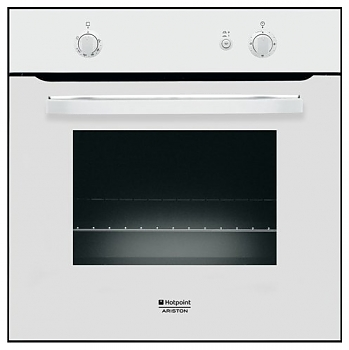 Духовка газовая Hotpoint-Ariston 7OFH G (WH) RU/HA