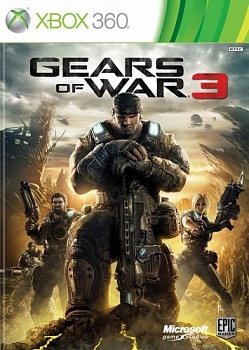 Игра для Xbox 360 Xbox GEARS OF WAR 3