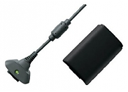 Набор Xbox 360 Play and charge kit