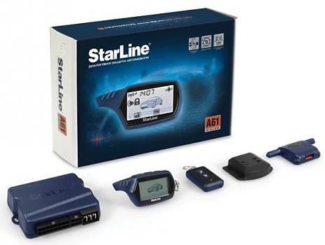 скачать инструкцию автосигнализации starline a61 dialog