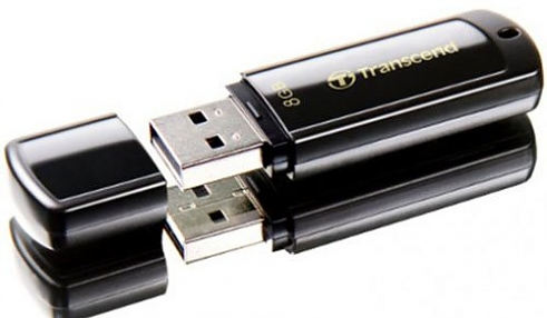 Флеш диск USB Transcend 8Gb JetFlash 350