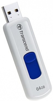 Флеш диск USB Transcend 64Gb JF530