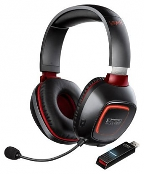 Наушники с микрофоном Creative Sound Blaster 3D Tactic Wrath Wireless