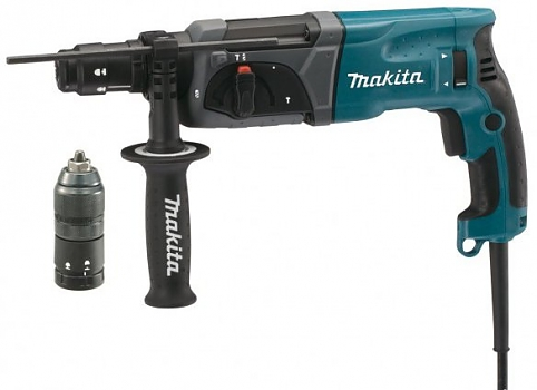 Перфоратор Makita HR2470FT SDS-Plus 780Вт БЗП