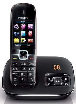 Радиотелефон philips cd2501