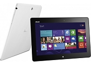 "Планшетный компьютер Asus Vivo Tab Smart ME400C 10.1""(1366x768)/Intel Atom Z2760(1.8Ghz)/2048Mb/64Gb/Int/Cam/BT/WiFi/white/W8 T01163631"
