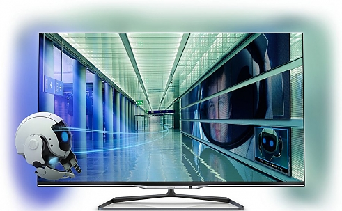 Телевизор 3D LED Philips 42PFL7008S