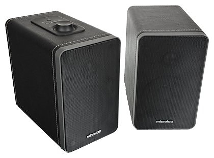 Компьютерные колонки Microlab H21 black (36W RMS) bluetooth