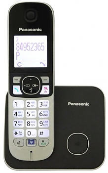 Радиотелефон Panasonic KX-TG6811RUB
