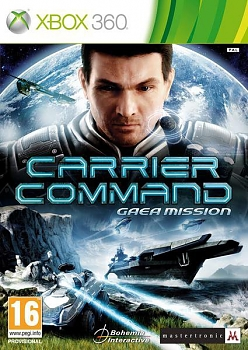 Игра для Xbox 360 Carrier Carrier Command: Gaea Mission