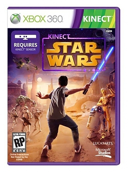 Игра для Xbox 360 Kinect Star Wars (TED-00023)