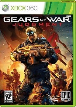 Игра для Xbox 360 Gears of War Judgment (K7L-00018)