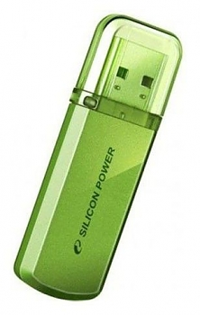 Флеш диск USB Silicon Power Helios 101 Green