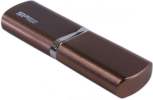 Флеш диск USB Silicon Power Lux Mini 720 Bronze