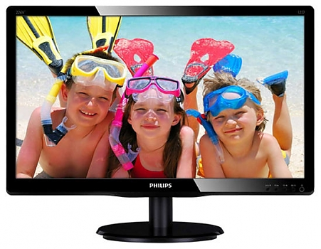 Монитор ЖК Philips 226V4LSB/10