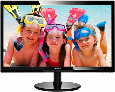 Монитор ЖК Philips 246V5LSB
