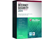 Программное обеспечение McAfee Internet Security 2014 QFMIS149EC1
