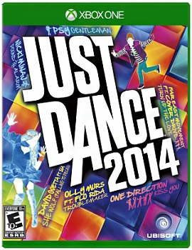 Игра для Xbox 360 Xbox One: Kinect  Just Dance 2014