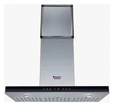 Вытяжка Hotpoint-Ariston HLB 9.8 AADC X/HA