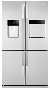 Холодильник Side-by-Side Beko GNE 134620 X