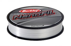 Леска BERKLEY NanoFil Clear 0.12 125м 1242392