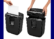 Шредер Fellowes PowerShred M-7C