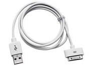 Кабель Gembird USB-AP1MW AM/Apple, 1 м