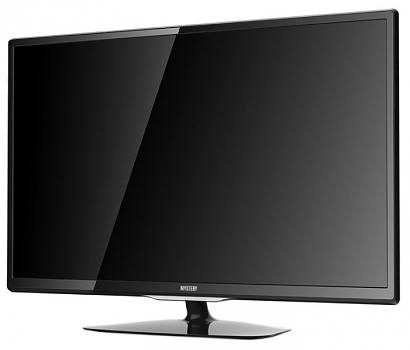 Телевизор LED Mystery MTV-2423LW black