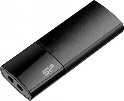 Флеш диск USB Silicon Power 32 Gb Silicon Power ULTIMA U05 Black