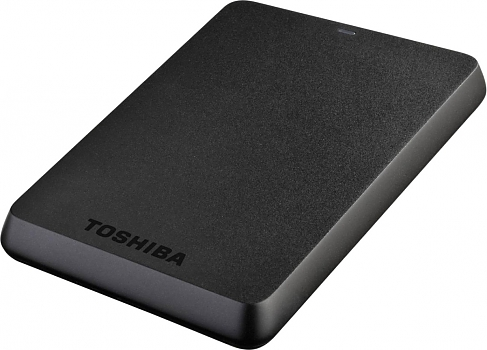 Внешний HDD Toshiba 500Gb Canvio Basics черный USB3.0/HDTB305EK3AA