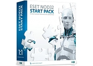 Программное обеспечение ESET NOD32 START PACK, 1 год, 1ПК, BOX