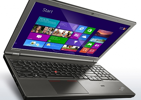 Ноутбук Lenovo ThinkPad T540p Core i5-4210M/8Gb/1Tb+16Gb/DVDRW/int/15.6