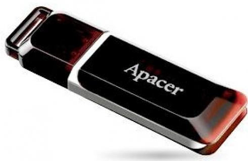 Флеш диск USB Apacer 16 Gb AH321 red