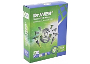 Программное обеспечение Dr.Web Security Space Pro 3 ПК/1 год