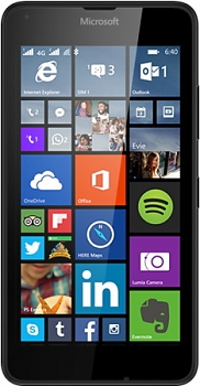 Смартфон Nokia 640 LTE DS Lumia black