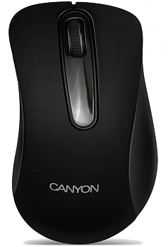 Мышь Canyon CNE-CMS2 Black