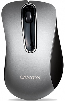 Мышь Canyon CNE-CMS3 Grey