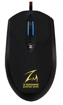 Мышь Zalman ZM-M600R USB Gaming Mouse
