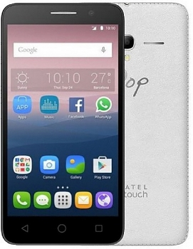 Смартфон Alcatel 5054D POP 3 (5.5) Black/White