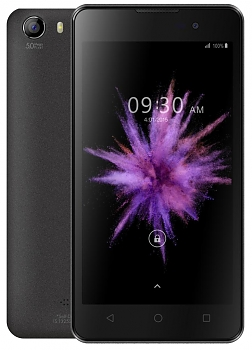 Смартфон Micromax Q334 Canvas Magnus Black