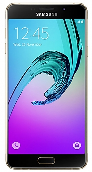 Смартфон Samsung Galaxy A7 SM-A710F gold DS
