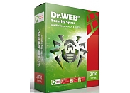 Программное обеспечение Dr.Web Security Space 2ПК/1гBHW-B-12M-2-A3