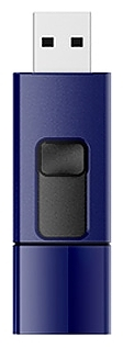 Флеш диск USB Silicon Power 4Gb Ultima 05 blue