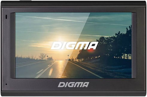 GPS навигатор Digma Alldrive 401 black 4.3