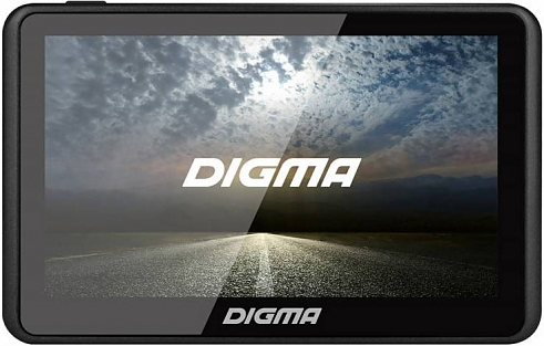 GPS навигатор Digma Alldrive 501 black 5